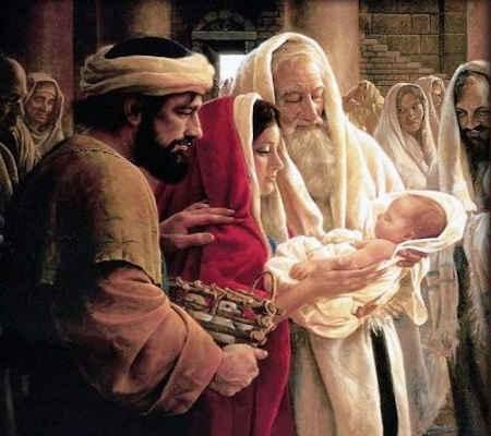 Presentacion del Niño Jesus