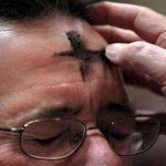 Que simbolizan las cenizas del Miercoles de ceniza?