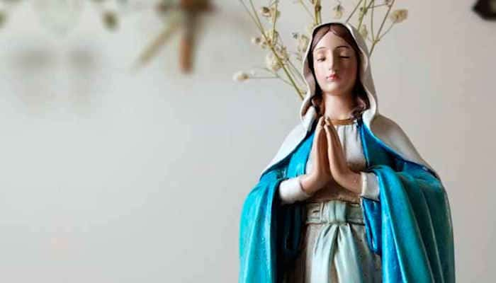 Letania a la Santisima Virgen Maria