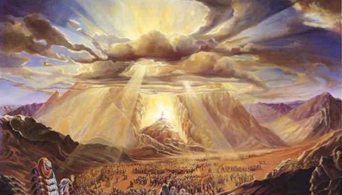 Shavuot: Moises recibe las tablas