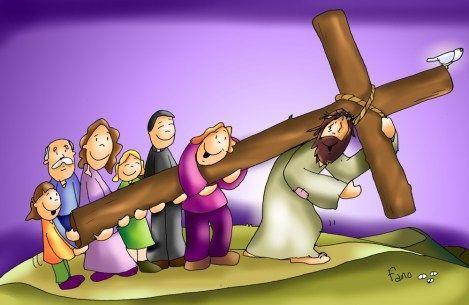 Pasion y muerte de Jesus