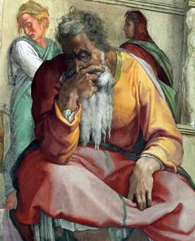 San Jeremias y el llamado de Dios
