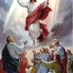 """La Ascension del Señor o """"Dia de la Ascension"""""""
