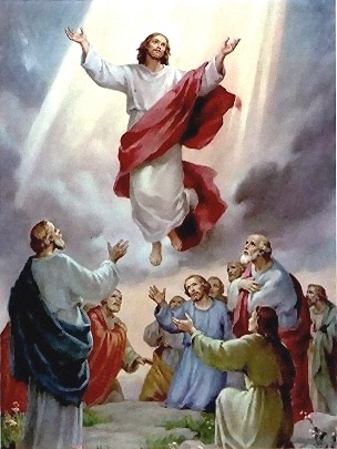 La Ascension del Señor o el Dia de la Ascension