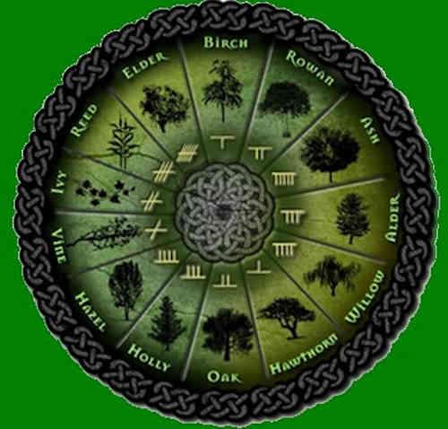 El pueblo celta y la magia natural