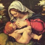 8 de Noviembre: La Virgen del Parto