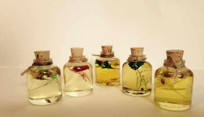 Oleo para rituales