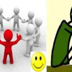 Aceptacion o rechazo en las redes sociales: Existes o no existes