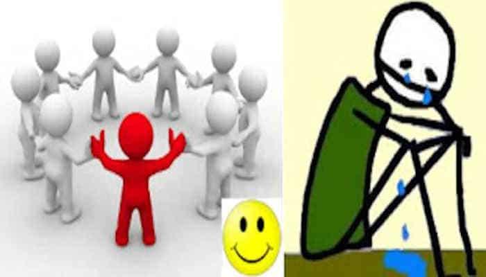 aceptacion o rechazo en las redes sociales