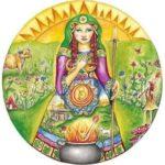 Fiesta Celta de Imbolc en el Hemisferio Norte