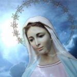 Letanias lauretanas en honor a la Santisima Virgen Maria
