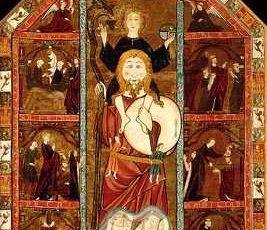 San Cristobal, el gigante alquimista
