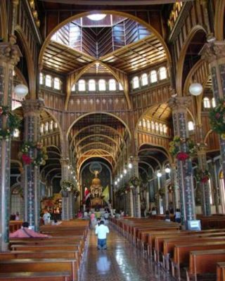 Virgen Patrona de Costa Rica
