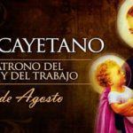 San Cayetano de Thiene, Santo de la Providencia