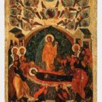 Dormicion de Maria – Festividad ortodoxa