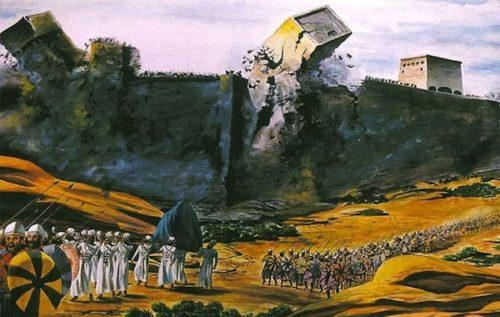 Josue juez de Israel