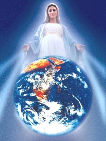 devocion a la Virgen Maria