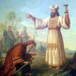 San Melquisedec, Sumo Sacerdote y Rey