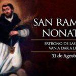 San Ramon Nonato y la redencion de los cautivos
