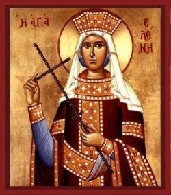 santa elena y la cruz