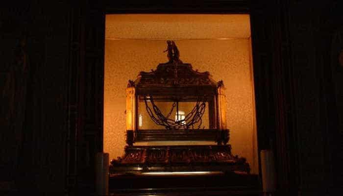 San Pietro ad vincula y La liberacion milagrosa