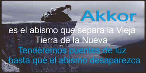 Akkor La Puerta de la Esperanza