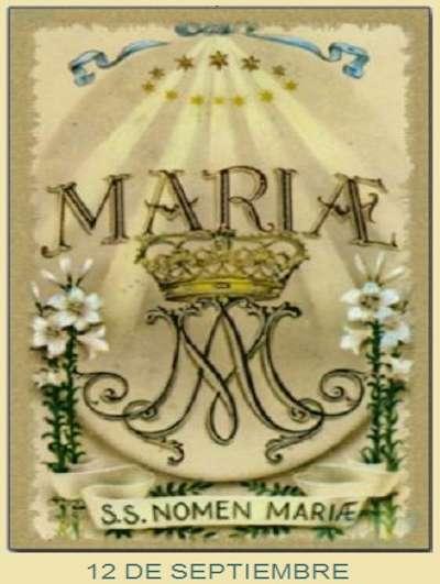 Dulce Nombre de Maria