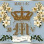 Dulce Nombre de Maria: La llena de Gracia