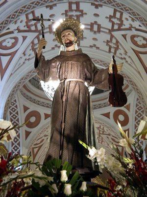 San Francisco Solano y la evangelizacion del Nuevo Mundo