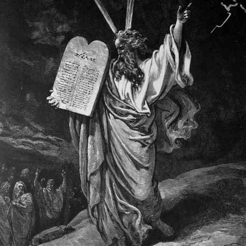 Moises profeta