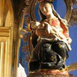 Pide Consuelo Divino a la Virgen de la Consolacion de Sumampa