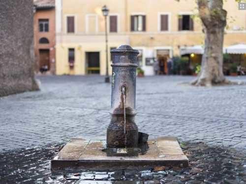 Rito para bendecir el agua