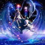 Transito de la Luna en Geminis