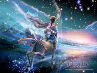 Luna en Sagitario