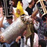 Simjat Tora ¡Alegria por finalizar la lectura de la Torah!