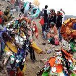El entierro del Diablo al final del carnaval