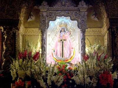 Virgen de la Candelaria de Copacabana