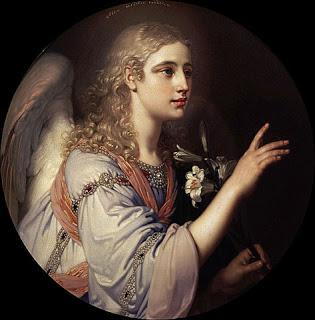 Gabriel el Angel del Señor