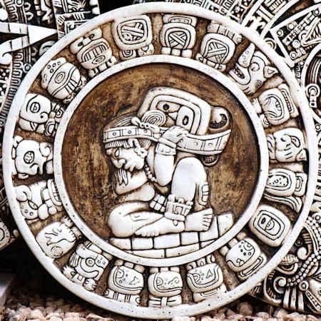 El Calendario Maya es un calendario galactico