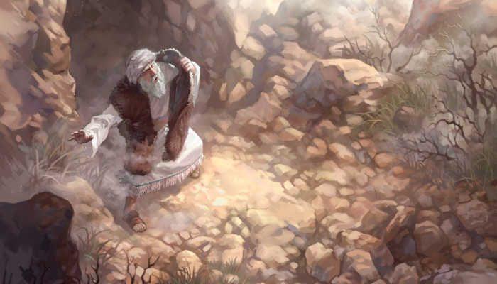 El pozo de Elias: una prueba de fe