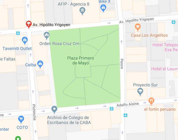 Cementerios antiguos de Buenos Aires