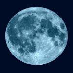 18 de Mayo - Luna Azul