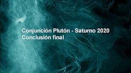 conjuncion pluton saturno 2020