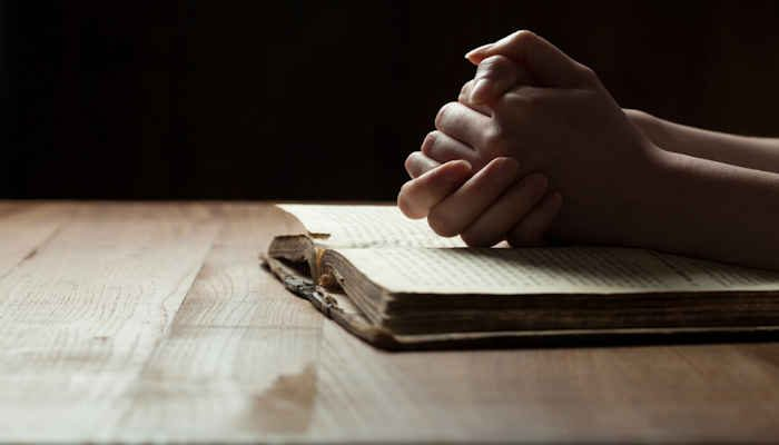 Oraciones cristianas
