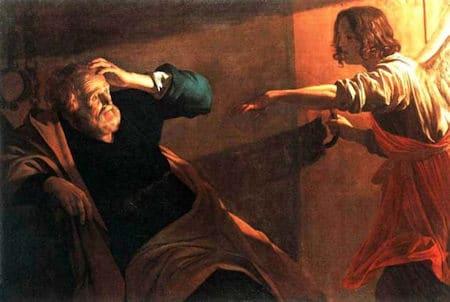 lliberacion milagrosa de Pedro