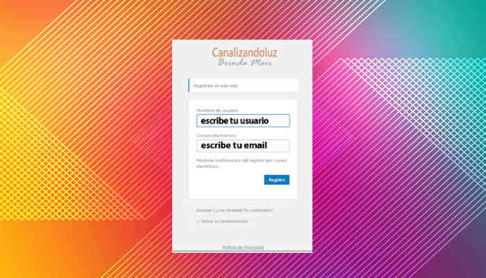 Como registrarse para descargar CDs gratis