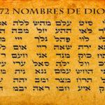 Playlist de los 72 nombres de Dios