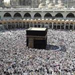 la peregrinacion a la Meca